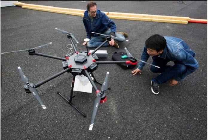 Comment fonctionne un drone