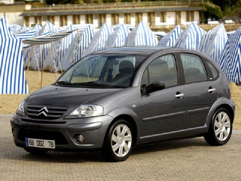 Quelle pression pour pneus Citroën C3