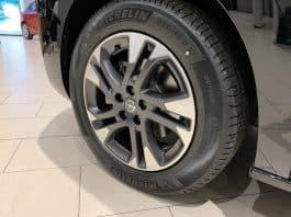 pneus Citroën C3